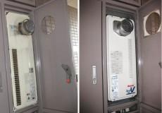 ふじみ野市 H様邸 お風呂場増築+システムバス、給湯器交換工