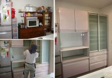 三芳町 S邸 キッチン交換、クロス張替え、フローリングリフォ